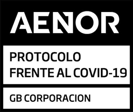 Certificados por AENOR frente a COVID-19